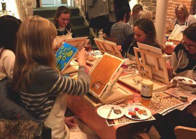 social-art-events-surrey-hampshire-art-therapy